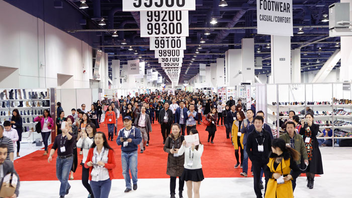 Las Vegas #2 Trade Show The retail industry event, held in February and August, draws buyers in 11 sectors of the fashion industry including womenswear, footwear, and accessories. More than 60,000 people attend each three-day event. Next: February 2016