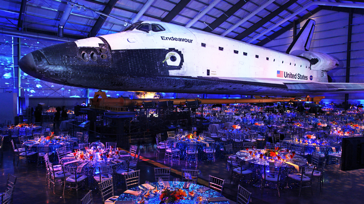 California Science Center Event Spaces | BizBash