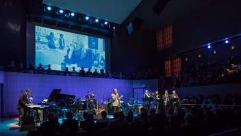#5 Benefit In 2015, the event honored Joni Mitchell. Though Mitchell could not attend for health reasons, the evening featured performances of her work from the likes of Burt Bacharach. It raised more than $1.5 million for music education programs. Next: Spring 2016