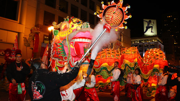 #3 Parade, Holiday Event & Fair Presented by Southwest Airlines, the gathering is billed as the largest Chinese New Year celebration outside of China. The festive event—a tradition since the 1860s—draws more than 400,000 attendees each year. Next: February 20, 2016