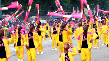 Chicago #12 Festival, Parade & Holiday Event Founded in 1929, the largest African-American parade in the country draws some 80,000 spectators who watch the parade march along Martin Luther King Jr. Boulevard. Chicago Defender Charities produces the back-to-school parade. Next: August 13, 2016