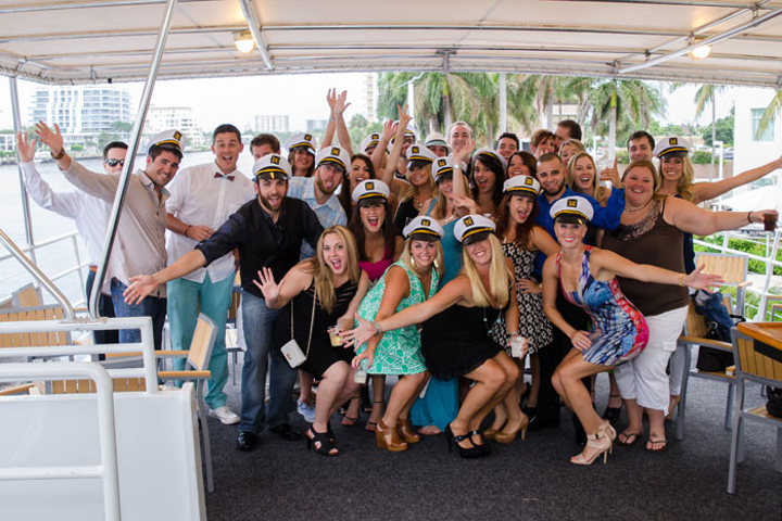 The Koncept Events team went on a cruise as part of a overall program designed to show appreciation to employees.
