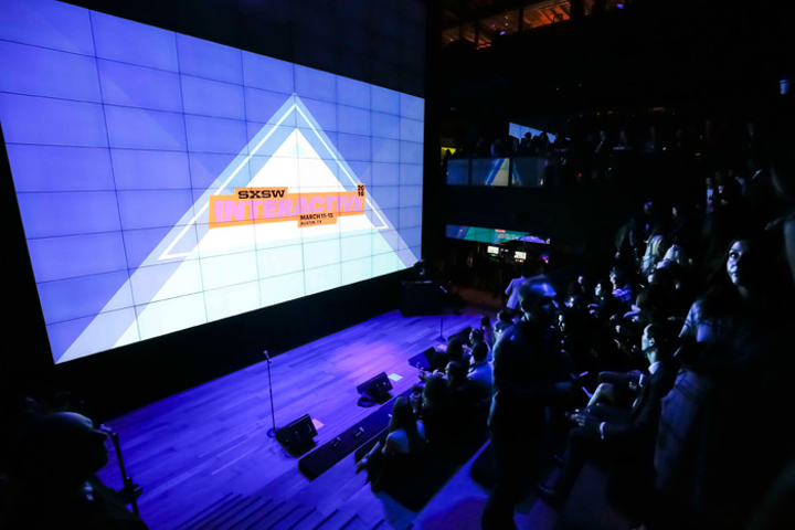 Samsung 837 in New York live-streamed SXSW Interactive panels and music performances from Samsung's Galaxy Life Fest from March 11 to 13.