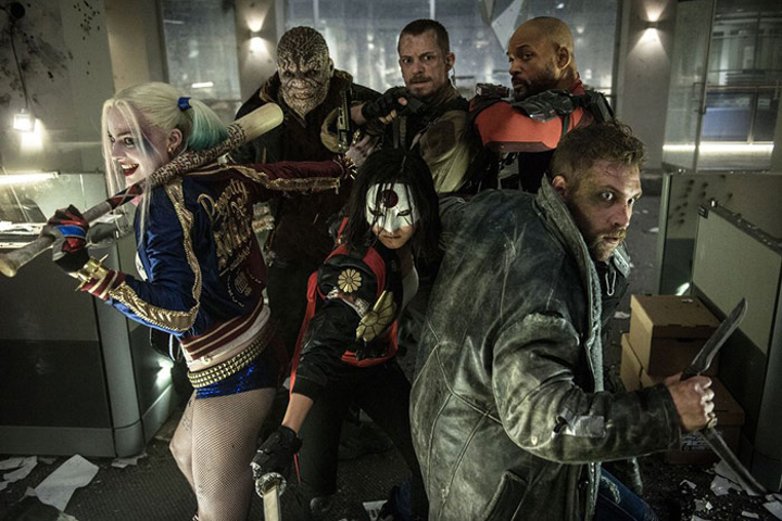 Warner Bros. Pictures will promote the film Suicide Squad through a number of experiences, including a virtual reality experience in which fans can create their own Suicide Squad character, go inside a recreation of a prison from the movie, and make personalized videos and T-shirts.