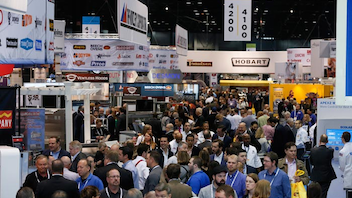 Chicago #3 Trade Show The 97th annual show and the co-located Beverage Alcohol for Restaurants at NRA Show posted record sold-out exhibit space of 680,000 square feet at Chicago's McCormick Place, up from 638,424 square feet of exhibit space in 2015. Attendance grew to more than 67,000 people, an increase from 62,000 in the previous year. The retail registration category saw the highest growth, with 21 percent. Next: May 20-23, 2017