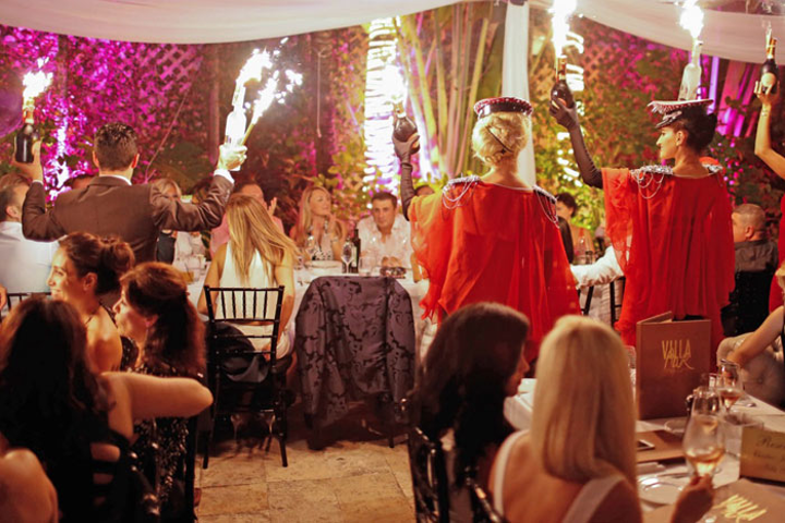Villa Azur, a Miami-based restaurant and lounge inspired by the French Riviera, will host its inaugural pop-up lounge at the Spoke Club. Events will include lavish dinner parties and a brunch inspired by the South of France.