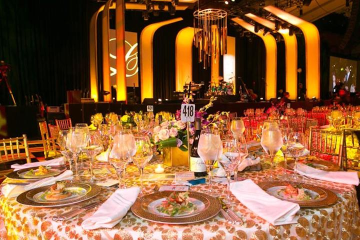 Dinner Event Bizbash