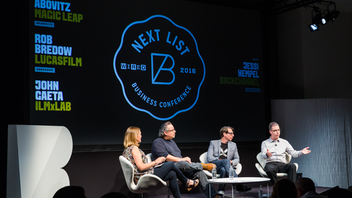#3 Business & Financial Industry Event The Wired magazine team brings together a powerhouse lineup of modern business leaders for the daylong, invitation-only event. Attendees include influencers and makers in fields from entertainment to electric cars. Next: June 2017