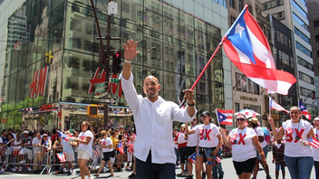 #5 Parade, Festival & Holiday Event The 60th annual National Puerto Rican Day Parade will once again draw thousands of revelers to Fifth Avenue to celebrate Puerto Rican culture. The parade includes floats and performances, and will be broadcast live on ABC. Next: June 11, 2017