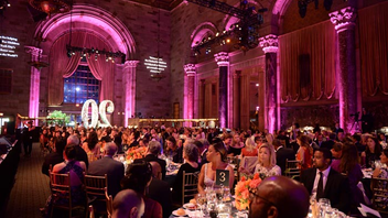 #17 Benefit In 2016, the New Yorkers for Children Fall Gala returned to Cipriani 42nd Street. The event featured a performance by Cobi, honored the organization's late founder Nicohlas Scoppetta, and raised $300,000 to support children in foster care in New York City. Next: Fall 2017