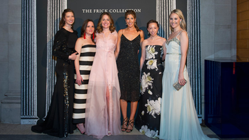 #11 Benefit Now in its 17th year, the Frick Collection Young Fellows Ball draws 600 of the city's most prominent young socialites and raised nearly $290,000. This year's event will be sponsored by Carolina Herrera and celebrates a new special exhibition. Next: March 16, 2017
