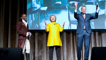 #2 Political & Diplomatic Event (up from #3) In 2016, the Inner Circle presented Shamilton, and this spring's show—entitled Trumped! De Blasio to the Rescue?—promises even more laughs and political parody. The event celebrates its 95th anniversary this year and will take place at a new venue, the Sheraton New York Times Square. Next: April 1, 2017