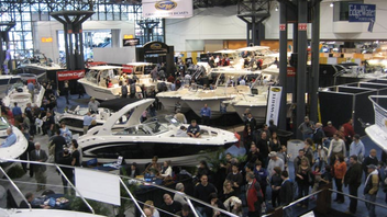 #4 Trade Show & Convention The National Marine Manufacturers Association has hosted the Boat Show for more than 100 years, making it the longest-running boat show in the world. The five-day event, sponsored by Progressive Insurance, showcases about 400 luxury motor yachts, sport fishers, performance boats, and watersport boats as well as thousands of marine technologies and accessories. Next: January 2018