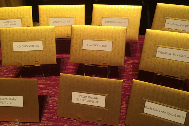 Marc Friedland Couture Communications designed the Oscars' golden envelope between 2011 and 2016.