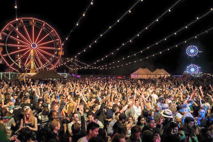 Brent Bolthouse's famous late-night Neon Carnival will return this year—its eighth—with title sponsorship from Levi's.