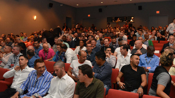 #6 Film & Media Event Formerly dubbed MiFo: the Fort Lauderdale Gay and Lesbian Film Festival, the newly rebranded festival last year drew a crowd of 4,000 cinephiles. Next: October 6-15, 2017