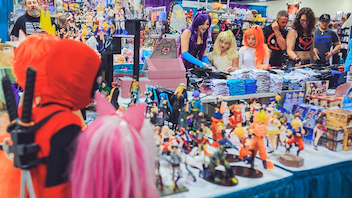 #12 Trade Show, Expo & Convention Now in its sixth year, the show is returning to its original home at the Miami Airport Convention Center. Last year's event at the Greater Fort Lauderdale/Broward County Convention Center drew 8,700 fans of anime, animation, and cosplay. Next: October 6-8, 2017