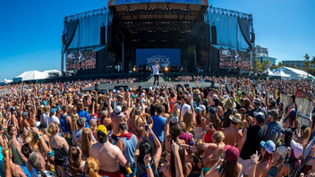 #4 Music, Theater & Dance Event The three-day country and blues festival, now in its fifth year, brought a sold-out crowd of 100,000 music fans to Fort Lauderdale Beach Park, with performances by acts such as Kenny Chesney, Darius Rucker, and Nelly. Next: Spring 2018