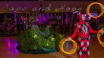 #8 Benefit The 43rd anniversary of the gala drew 400 to the Diplomat Beach Resort in Hollywood in February, where guests celebrated with a Mardi Gras theme and raised more than $425,000 for the Diabetes Research Institute. Next: Winter 2018