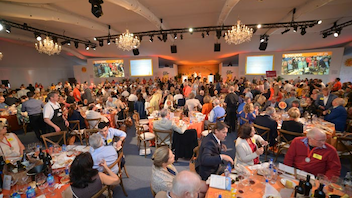 #2 Food & Restaurant Industry Event More than $15 million was raised for the Naples Children & Education Foundation at the festival's live auction this year, including a single bid of $480,000 for a 2017 McLaren 570 GT. Next: January 26-28, 2018