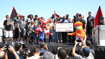 #9 Sports Event (up from #10) The 20th annual festival took place at Miami's AmericanAirlines Arena and gave basketball fans a chance to meet N.B.A. players including Udonis Haslem, James Johnson, and Rodney McGruder in a carnival-like atmosphere. Next: Spring 2018