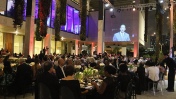 #9 Benefit The museum's annual gala hosted more than 1,000 guests, who honored artist Lorna Simpson and raised $1.1 million for the museum. Next: March 17, 2018