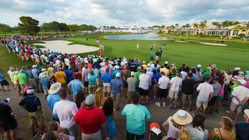 #4 Sports Event (up from #5) Nearly 204,000 golf fans turned out to the PGA National Resort & Spa in Palm Beach Gardens, which hosted the tournament for the 11th year, to see American Rickie Fowler win. Next: February 19-25, 2018