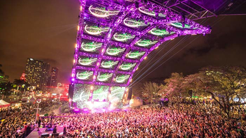 #2 Music, Theater & Dance Event The landmark festival, which is gearing up for its 20th anniversary next year, brought 165,000 music fans to Miami's Bayfront Park to hear performances from artists such as Nicky Romero, Kygo, and Lil Jon. Next: March 23-25, 2018