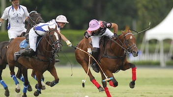 #6 Sports Event (up from #7) The venerable event has been a polo tradition since 1904, ending the annual 16-week season at the International Polo Club Palm Beach. Next: Spring 2018