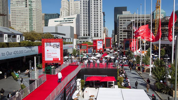 #2 Technology Industry Event Oracle OpenWorld is one of the biggest tech events in the world. In 2016, the conference included 60,000 attendees at 2,555 sessions across 18 venues in downtown San Francisco. Beyond networking and breakout sessions, one of the perks is the Oracle Appreciation Event—a concert for conferencegoers featuring a major musical act. Last year, it was the Piano Man, Billy Joel. Next: October 1-5, 2017