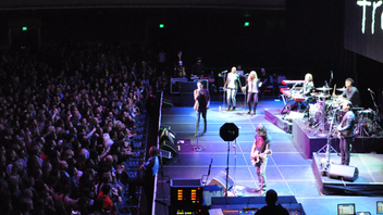 #12 Music Event (new to the list) The radio-station holiday concert, sponsored by Alice 97.3, features multiple artists in an intimate venue each year. In 2016, OneRepublic, Train, and the Last Bandoleros performed for a sold-out crowd of 3,500 at the Masonic. There are two paths to entry: Purchase tickets or win them by listening to the station. Next: December 2017
