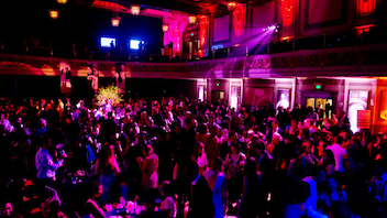 #14 Benefit (up from #15) Now in its eighth year, the Glide Legacy Gala is becoming one of the hottest events on San Francisco's summer social calendar. Last year's event drew more than 1,000 guests to raise more than $100,000 for Glide Memorial Church's food programs, medical clinics, and social services in the Tenderloin. In addition to beats by DJ KingMost, the 2017 gala will feature performances from the Glide Ensemble and the Change Band. Next: August 5, 2017