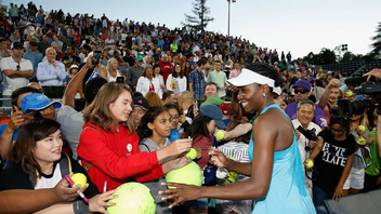 #5 Sports Event (new to the list) The Bank of the West Classic is the longest-running women-only professional tennis tournament in the world. (Billie Jean King won the inaugural event—then called the British Motor Cars Invitation—in 1971.) It's the first stop of the U.S. Open Series, which means all the modern greats—Serena and Venus Williams, Maria Sharapova, Lindsay Davenport, Martina Hingis, Martina Navratilova—have played here. The event features a 28-player singles draw and a 16-team doubles draw with total prize money of $753,000. Next: July 31-August 6, 2017