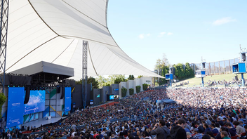 #4 Technology Industry Event Attendance at Google's annual developer event at the Shoreline Ampitheatre is limited to 7,200, which means wannabe attendees must rely on the luck of the draw (or the resale market) for tickets. While most conferences corral attendees inside a conference hall, I/O offers three days of product launches, office hours, codelabs, and after-hours parties in a outdoor setting. Next: Spring 2018