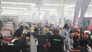 #5 Trade Show & Convention (new to the list) HempCon's 420 Freedom Festival has catered to the area's card-carrying medical marijuana users since 2014. In 2017, the exhibition boasted 180 vendors offering medical marijuana, legal services, education, equipment, and accessories to about 12,000 convention attendees. The sales permitting phase of California's marijuana legalization measure—expected in 2018—should open even more opportunities for the convention in the coming year. Next: April 2018
