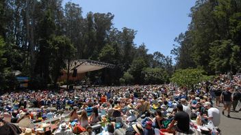 #2 Music Event The free, 10-week concert summer concert series is the oldest free summer performing arts festival of its kind in America. The lineup for the 80th season includes Kool and the Gang, the San Francisco Ballet and Symphony, Fantastic Negrito, and more. Next: June 25-August 27, 2017