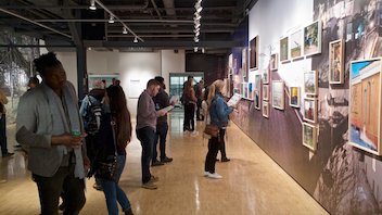"""#3 Art & Design Event Crowds swelled to 1.3 million in 2017, with 1,000 photographs showing in 190 venues, including galleries, restaurants, shops, and office building lobbies. The theme for 2017, when CBC joined as a new sponsor, was """"Focus on Canada."""" Next: May 1-31, 2018"""