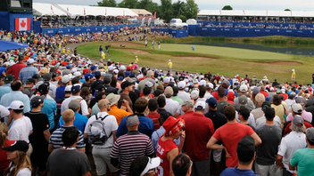 #4 Sports Event The purse at the RBC-sponsored tournament grew by $100,000 to $6 million in 2017, when 156 golfers were expected at Glen Abbey Golf Club. The 5K on-course running race is set to return, and the Saturday is named Canadian Armed Forces Appreciation Day. Next: July 23-29, 2018
