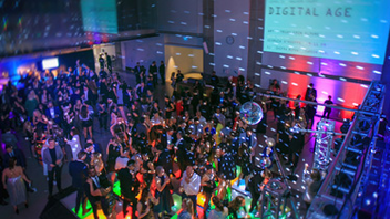 #18 Benefit Attendance dropped to 1,600 from 1,900 at this year's event, which raised $275,000 for the Art Gallery of Ontario's public programming and learning activities. The guest-powered party lights were a hit on the dance floor, and Grolsch and Robert Mondavi joined as sponsors. Next: April 19, 2018