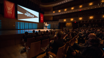 #2 Advertising & Marketing Event (up from #3) The awards moved to Koerner Hall in 2016 to host more than 500 people—the largest crowd ever—and added a new category for strategy. The Globe and Mail sponsored the event, which returns to Koerner Hall in 2017. Next: November 9, 2017
