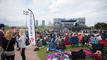 #3 Music Event (up from #4) The fifth annual festival was its biggest yet, selling out and growing to more than 5,000 attendees thanks to increased venue capacity. The family-friendly one-day event featured an all-Canadian lineup this year and admitted kids under age 12 for free. Next: May 2018