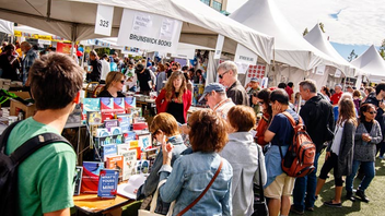 #2 Media & Literary Event The festival returns to Harbourfront in 2017, adding two new stages—the Indigenous Literature Stage and the TFO Franco Stage—and expecting more than 215,000 readers to attend. New sponsors this year include CBC Kids and the Alliance Français. Next: September 24, 2017