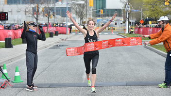 #9 Sports Event For its 40th anniversary, the marathon—and associated shorter runs—raised more than $500,000 for the Princess Margaret Cancer Foundation and other charities. Registration dropped to 12,000 from 14,000 the previous before. Next: May 6, 2018