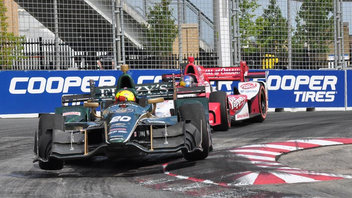 #2 Sports Event The family-friendly race car weekend saw increased advance ticket sales in 2017, with organizers expecting more than 100,000 attendees over the three-day event. The touring exhibit N.H.L. Centennial Fan Arena stopped at the race—a new feature this year. Sponsors include Meridian and Petro-Canada. Next: July 2018