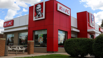 KFC Canada recently celebrated the country's milestone by changing its name to K'ehFC, with newly designed buckets of chicken and a rebranded website. The company's first Canadian store in Saskatoon, which debuted in 1955, also was rebranded.