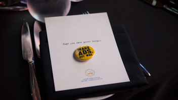 """#3 Advertising & Marketing Event Best in Show was awarded to General Mills Canada and Cossette for their """"Bring Back the Bees"""" campaign when the cocktails-and-dinner soiree returned to a sold-out Carlu in 2017. New categories this year included PR and augmented/virtual reality. Next: June 2018"""