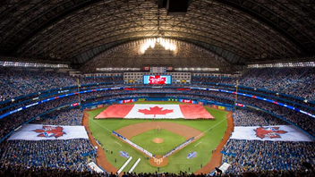 #5 Sports Event The Jays faced the Milwaukee Brewers for their first hometown series of the year. Third baseman Josh Donaldson was presented with his Silver Slugger Award at the sold-out first game, and one lucky fan won a new Honda car. Next: April 2018