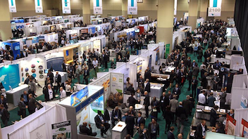 #7 Trade Show & Convention (new to the list) Attendance at the world's leading mining convention grew to 24,000 from 22,100 in 2017 and exhibitor space at the Metro Toronto Convention Centre was sold out. There were 130 countries represented this year, and 26 percent of participants were from outside of Canada. Next: March 4-7, 2018