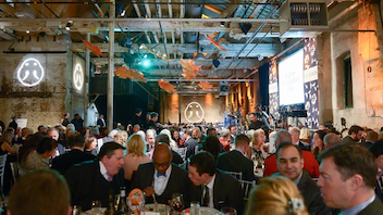 #19 Benefit The gala in support of Canadian literacy hosted 450 people at the Fermenting Cellar in 2017 and raised $450,000. The fund-raising goal is being lowered to $400,000 for 2018, and attendance capped at 400, because of changes to the venue's layout. Next: January 17, 2018