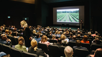 #5 Food, Wine & Hospitality Industry Event About 1,000 chefs, sommeliers, restaurateurs, and writers attended the symposium in 2017 at the Art Gallery of Ontario. The theme this year was Canadian Cuisine, with a focus on First Nations programming. Next: April 2018